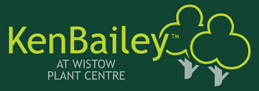 Ken Bailey at Wistow Plant Centre